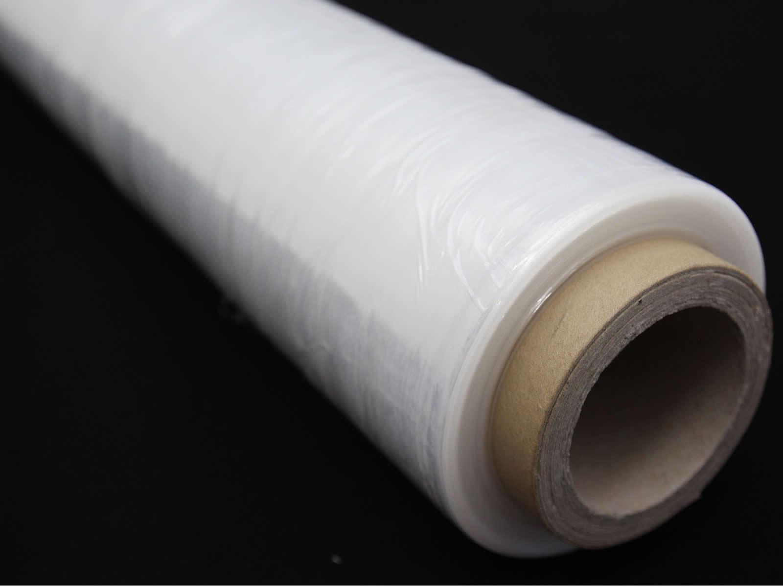 6x Verpackungsfolie Stretchfolie 200m x 500mm x 23 my Wickelfolie Palettenfolie