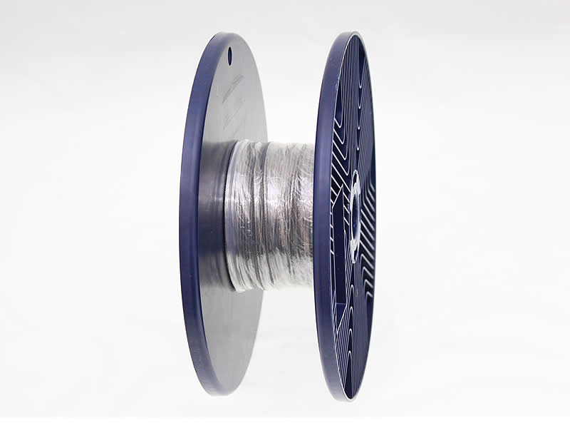 6x7 Pewag Drahtseil Bilderdraht Rolle 100 Meter rostbeständig 1,5 mm