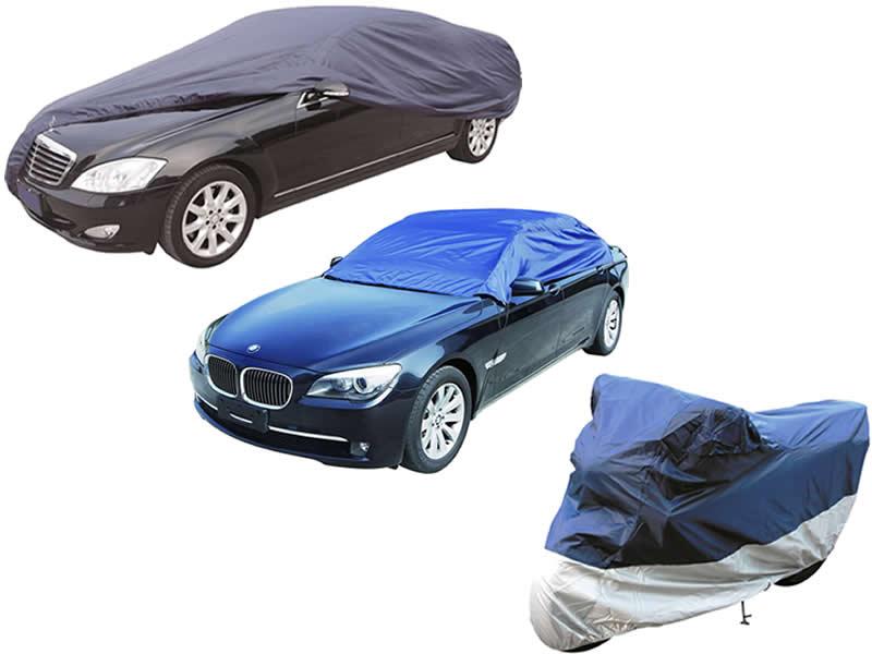 Fiat Punto Evo Nylon Halbgarage Größe S ca 250 x 145 x 61 cm CAR TOP COVER